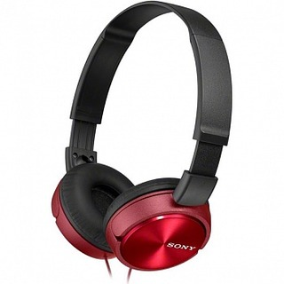 Наушники Sony MDR-ZX310/R Red